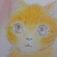 「ネコに風船」