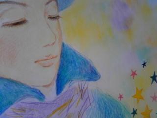2010/8/28 いま描いてる絵