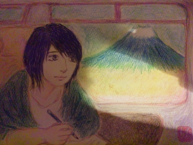 「FUJIFABRIC FAN BOOK フジ画集」webにて公開です(・∀・)ノ♪